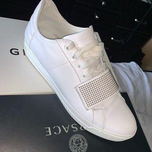 Gentley worn Versace sneakers
